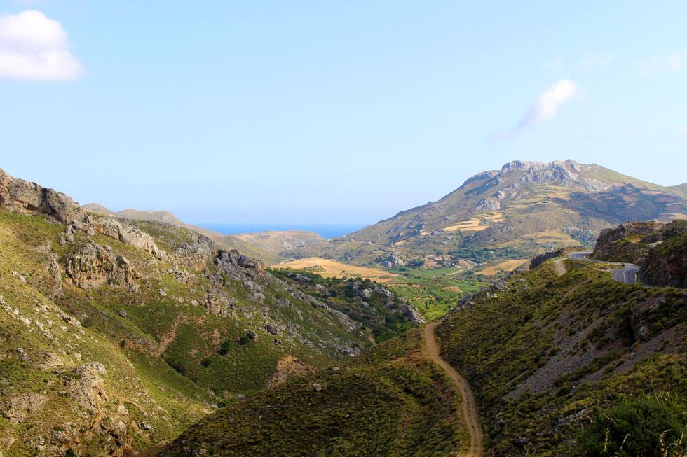 Südküste von Kreta