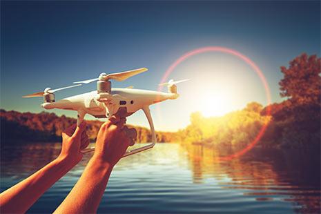 Flugverfolgung für Drohnenflieger