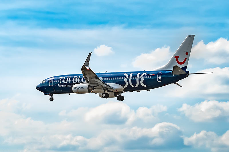 Boeing 737 Tui-fly