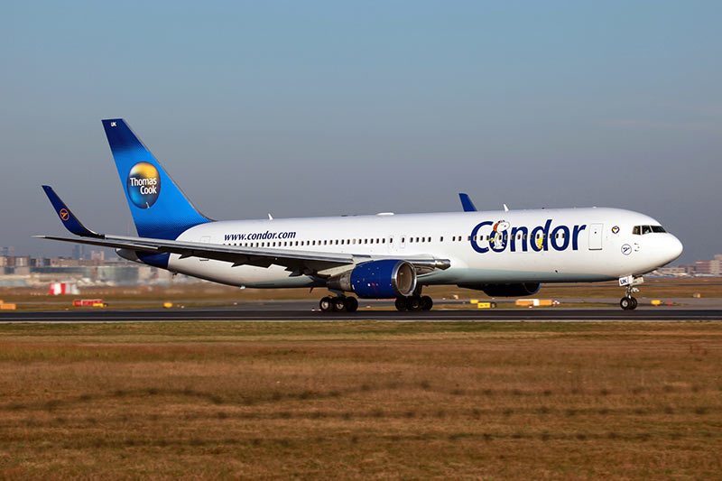 Condor Boeing B767