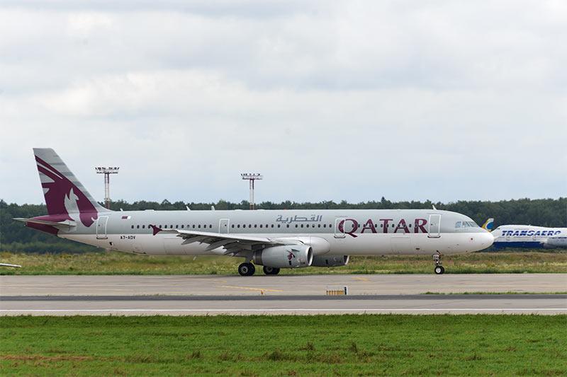 Qatar Airbus A321